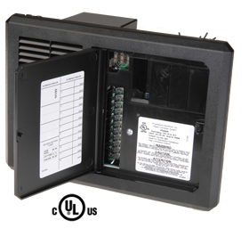 Mighty Mini AC/DC Power Distribution Panel and Inteli-Power Converter.