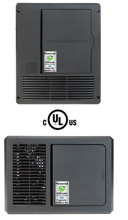 All-In-One Lithium Ion Battery Converter/Chargers from Progressive Dynamics