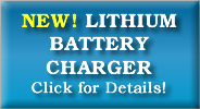 lithium battery charger from PDI