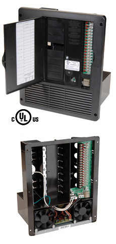 Ultimate All-In-One System... AC/DC Distribution Panel and Inteli-Power Converter with Charge Wizard