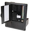 PD4500 AC/DC distribution panel with RV converter.