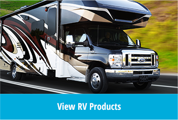 RV power converters and battery charging systems.