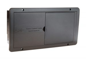 PD5000 Series 30 Amp AC/DC Power Distribution Panel.