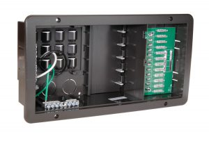 30 Amp AC/DC Power Distribution Panel from Progressive Dynamics.