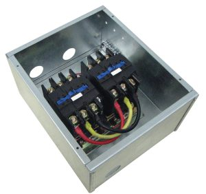 100 amp automatic transfer switch.