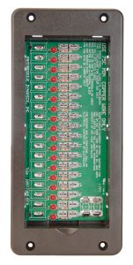 PD6000 Series DC Power Distribution Panels, compatible with PD5500 AC Distribution Panels.