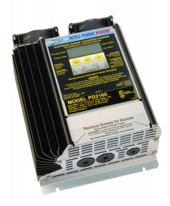 PD2100 marine battery converter/charger.