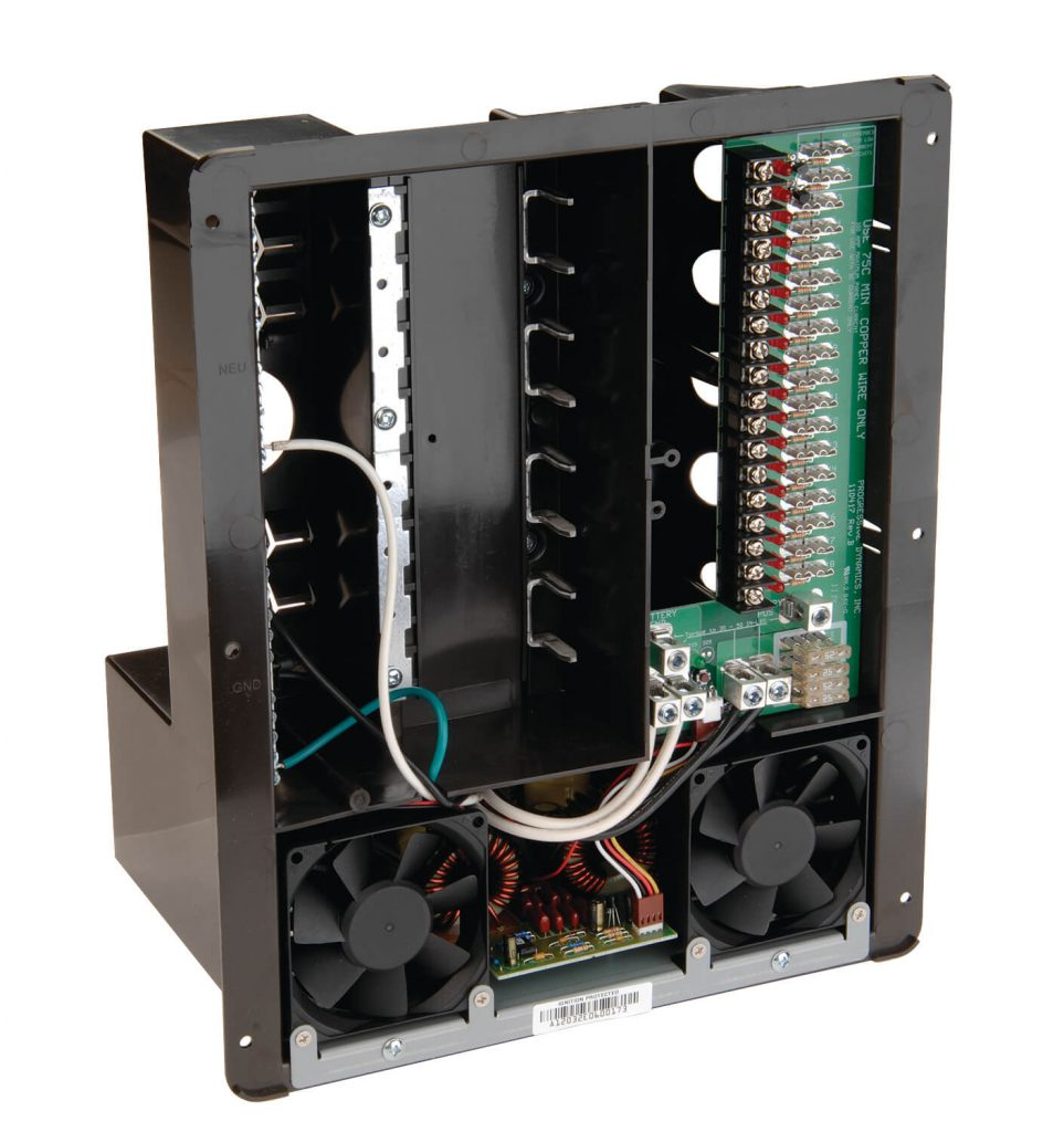 ... Progressive Dynamics 4500 Series RV charger / converter.