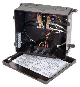 PD5110010 Series automatic transfer switch.