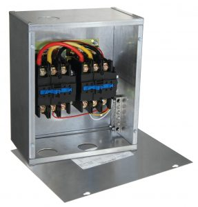5300 Series 100 amp automatic transfer switch.