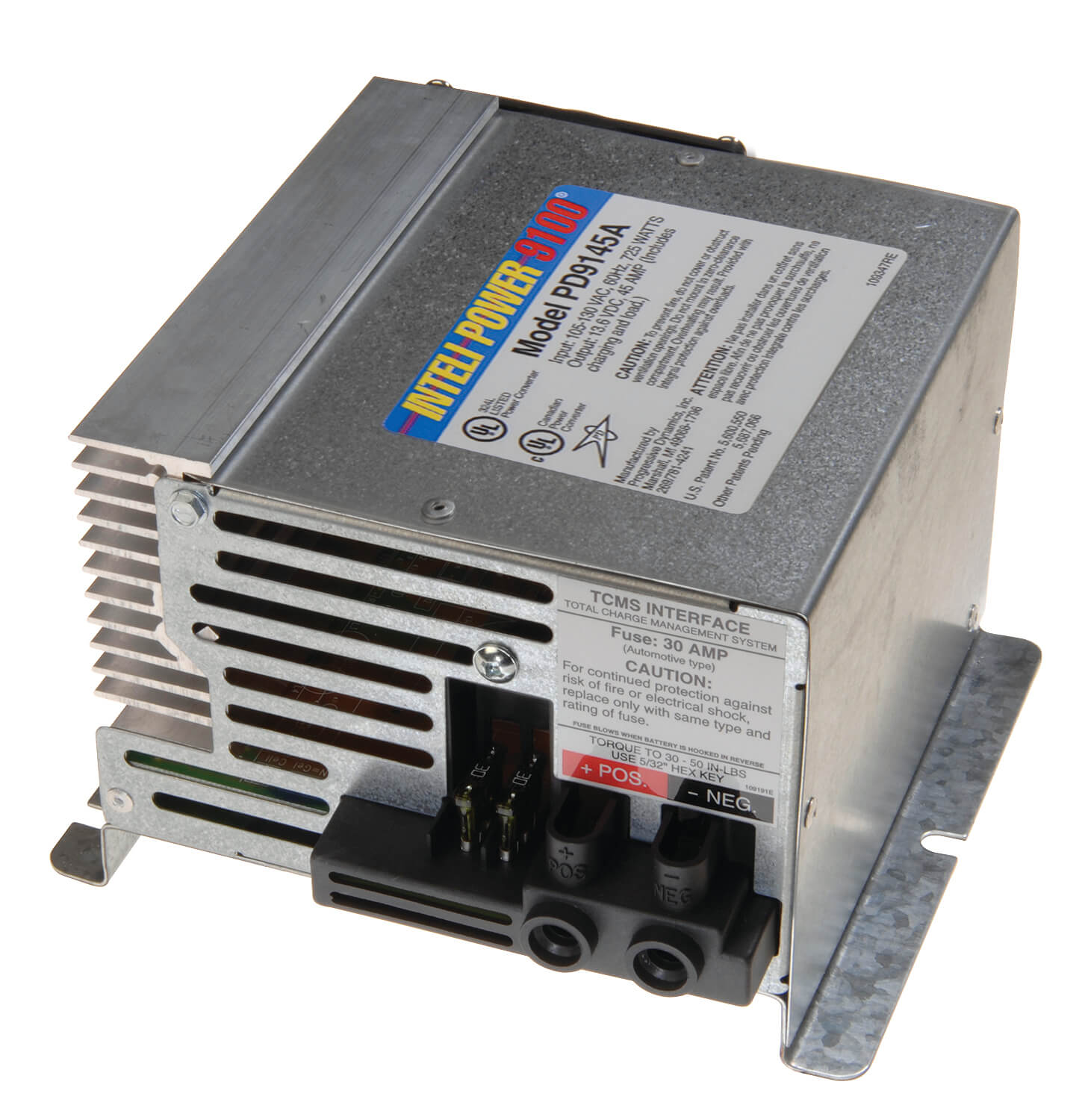 PD9100 Series RV power converters.