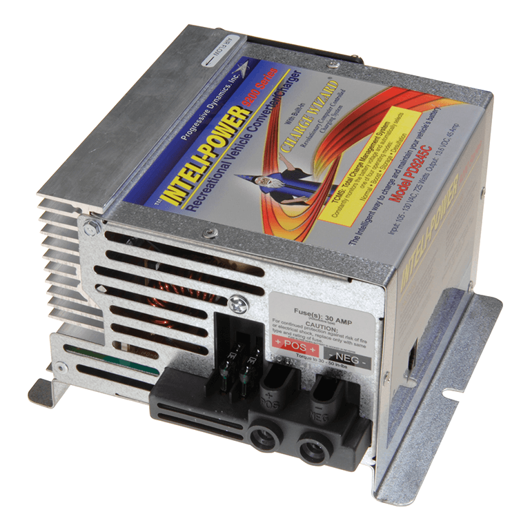 Progressive Dynamics PD9200 Series Power Converter/Charger.