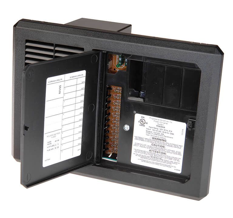Progressive Dynamics PD4000 Series Power Converter/Charger.