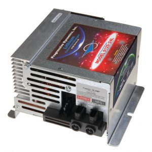 PD9100L Series of Lithium Ion Battery Converter Chargers in 12 and 24 volt models.