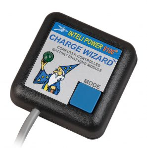 Charge Wizard for lead-acid and AGM type batteries.