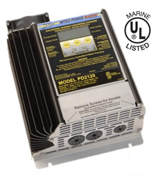 PD2120 (20 Amp) Marine Battery Converter/Charger.