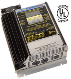 PD2140 (40 Amp) marine battery converter/charger