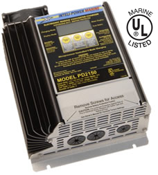 PD2150 (50 Amp) marine battery converter/charger