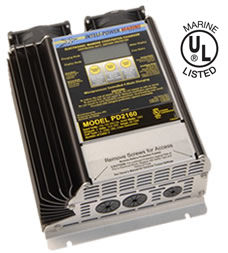 PD2160 (60 Amp) marine battery converter/charger