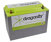 Dragonfly Batteries