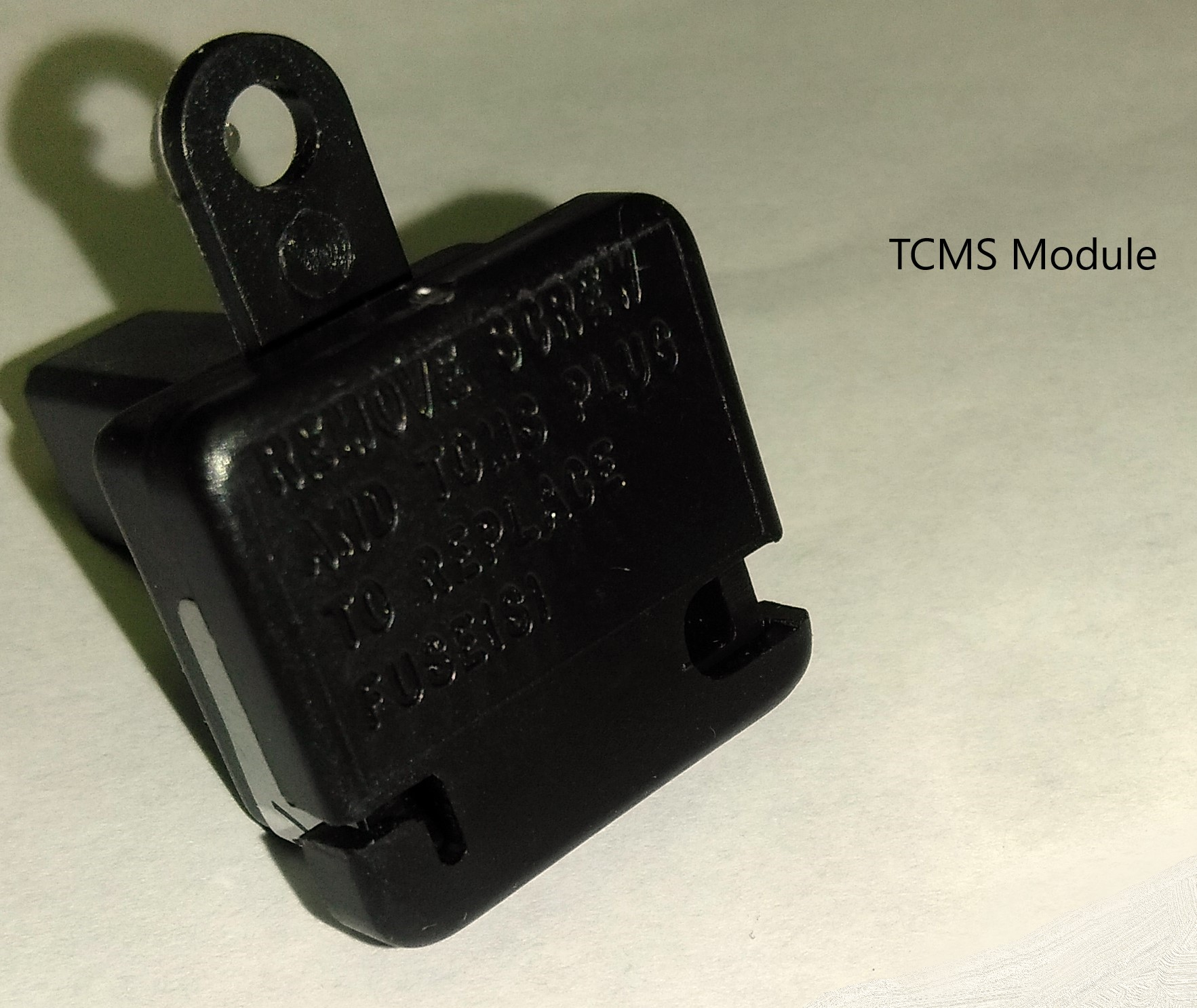 TCMS MODULE; 13.2 VOLTS