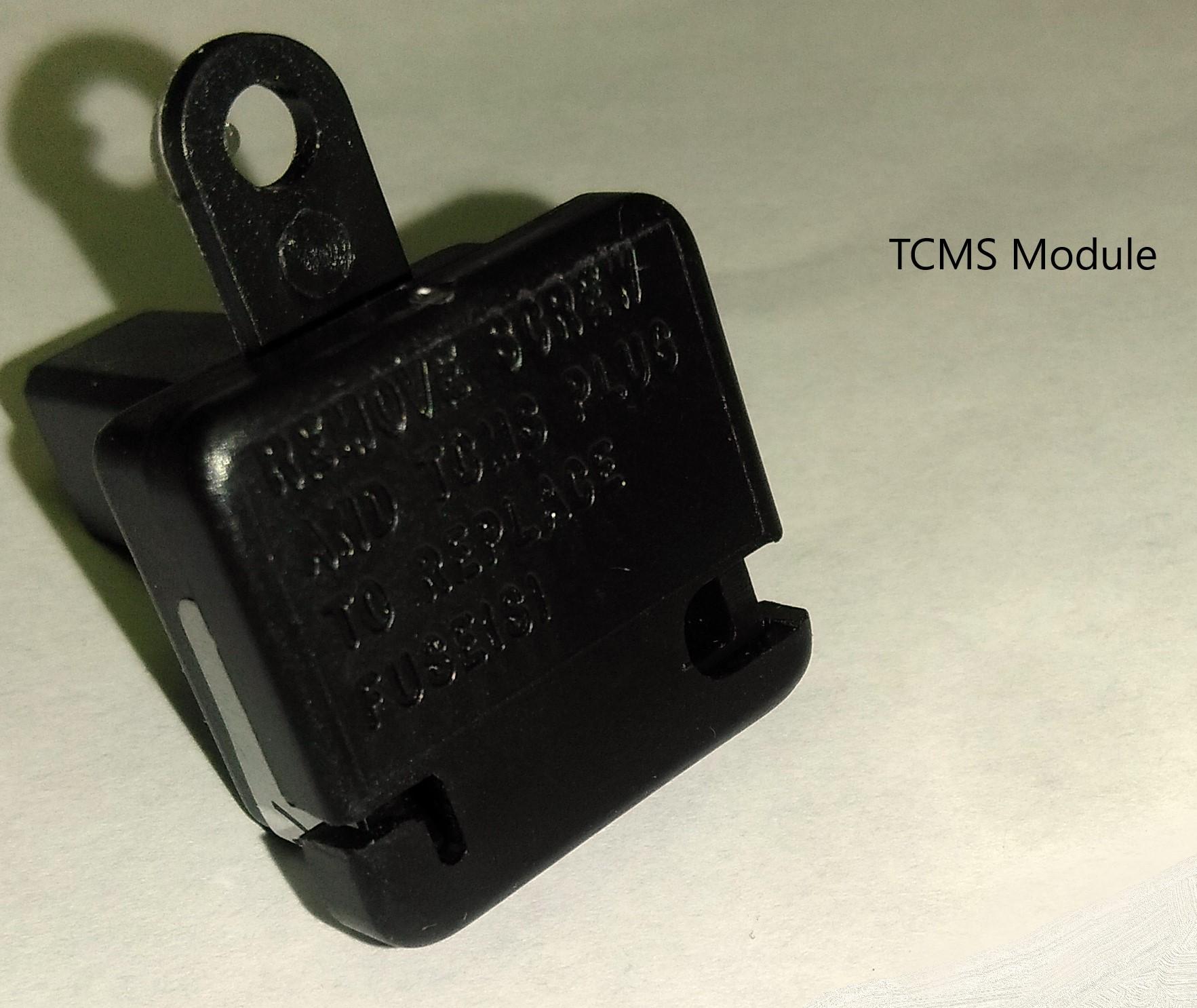 TCMS MODULE; 14.6 VOLTS